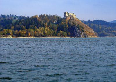 czorsztyn-castle-928192_1920